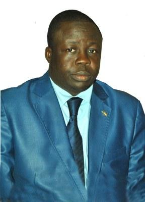 Babale Michel; Directeur de l'Ecole de Faune